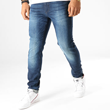 Jean Slim Twister 20708834 Bleu Denim