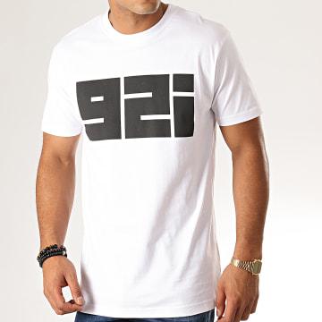 Tee Shirt 92i Big Blanc