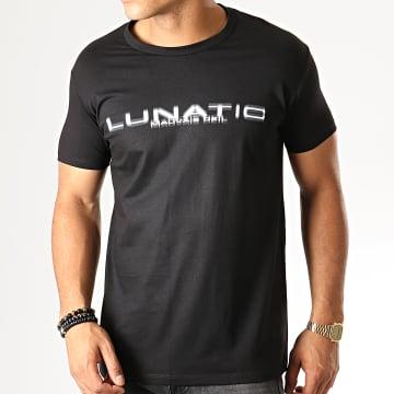 Tee Shirt Lunatic Noir