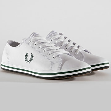 Fred Perry - Baskets Kingston Leather B7163 White