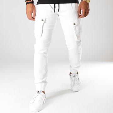 Jogger Pant Jumbo Blanc