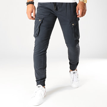 LBO - Jogger Pant Skinny Jumbo Bleu Marine