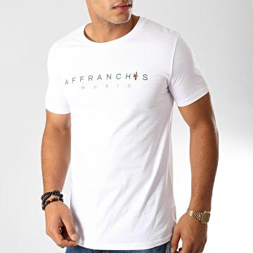 Fianso - Tee Shirt Affranchis Music Algérie Blanc