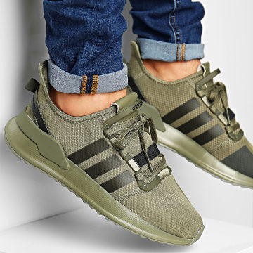 Adidas Originals -  Baskets U_Path Run EE4466 Raw Khaki Core Black