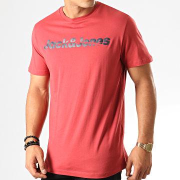 Tee Shirt Traffic Rouge Brique