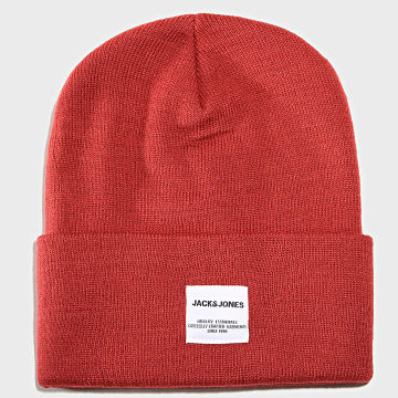 Bonnet Long Knit Rouge
