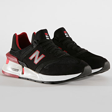 New Balance - Baskets Lifestyle 997 740441-60 Black Energy Red