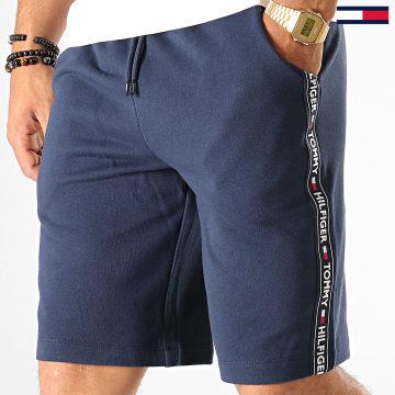 Tommy Hilfiger - Short Jogging A Bandes 0707 Bleu Marine