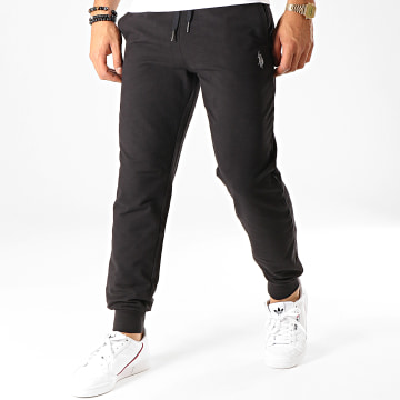 Pantalon Jogging Logo Fleece 11552898-51930 Noir