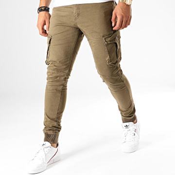 Jogger Pant MM3318 Marron