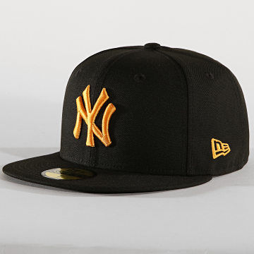 Casquette Fitted 59Fifty League Essential 12040447 New York Yankees Noir