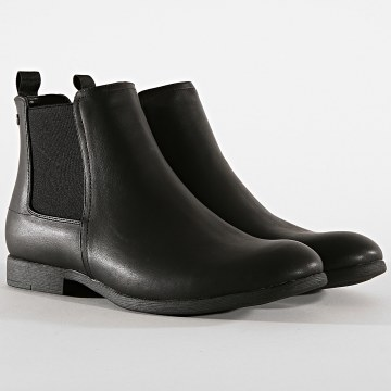 Jack And Jones - Chelsea Boots Abbott 12140879 Anthracite