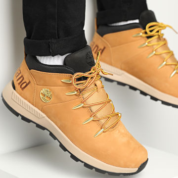 Timberland - Baskets Sprint Trekker A1XVQ Wheat Nubuck
