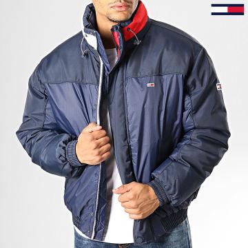 Tommy Jeans - Doudoune Branded Collar 6910 Bleu Marine
