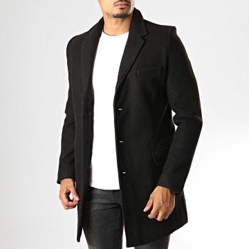 Frilivin - Manteau HP012 Noir