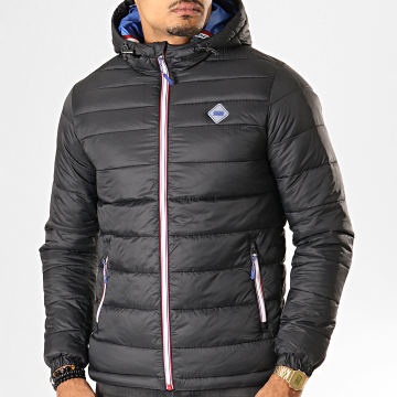 Jack And Jones - Doudoune Hardy Puffer Noir
