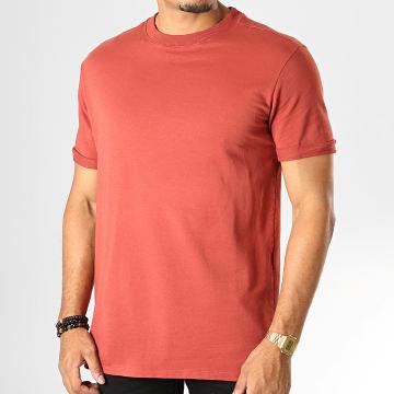 Tee Shirt UY440 Bordeaux