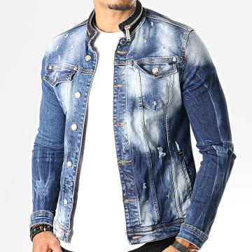 Veste En Jean 115 Bleu Denim