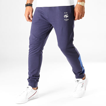 Pantalon Jogging Fan F19015 Bleu Marine