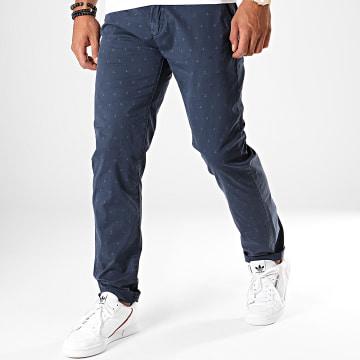 MTX - Pantalon Chino K099 Bleu Marine