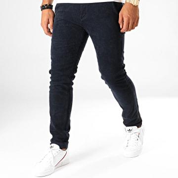 Pantalon Chino Velours YH-1005 Noir