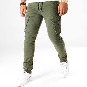 Jogger Pant WW-5309 Vert Kaki