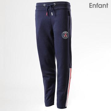 Pantalon Jogging Enfant PSG P13106 Bleu Marine