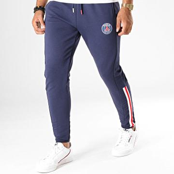 Pantalon Jogging P13055 Bleu Marine