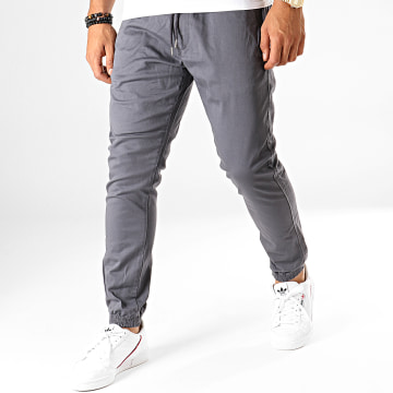 Reell Jeans - Jogger Pant Reflex 2 Gris Anthracite