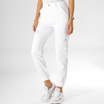 Jogger Pant Femme 33321 Blanc