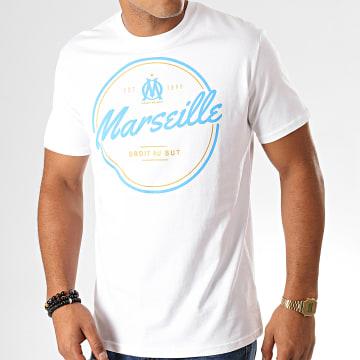 Tee Shirt Fan M19001C Blanc