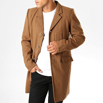 Manteau Mathieu Marron