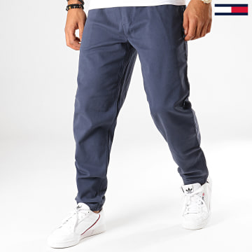 Tommy Jeans - Jogger Pant Cuffed 6970 Bleu Marine