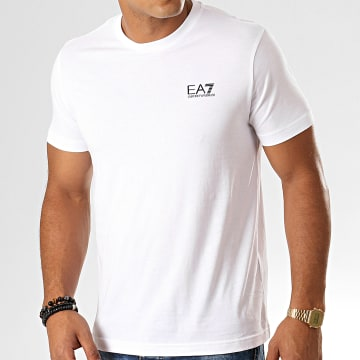 Tee Shirt 8NPT51-PJM9Z Blanc