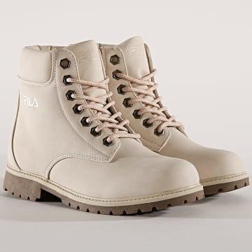 Boots Femme Maverick Mid 1010196 Oyster Grey