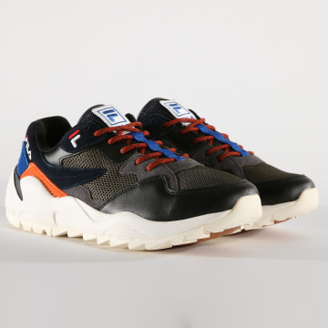 Fila - Baskets Vault CMR Jogger CB Low 1010588 Forest Night Mandarin orange