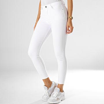 Jean Skinny Femme DZ79 Blanc