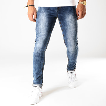 Jean Skinny BO15 Bleu Medium