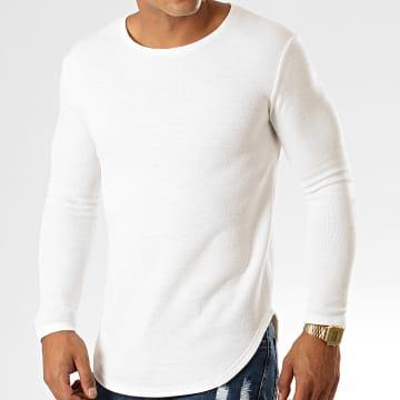 Terance Kole - Pull Oversize Y2193 Blanc