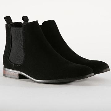 Chelsea Boots UB8888 Noir