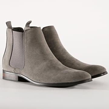 Chelsea Boots UB8888 Gris