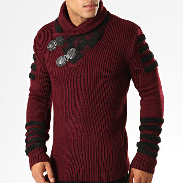 Pull TM9018 Bordeaux