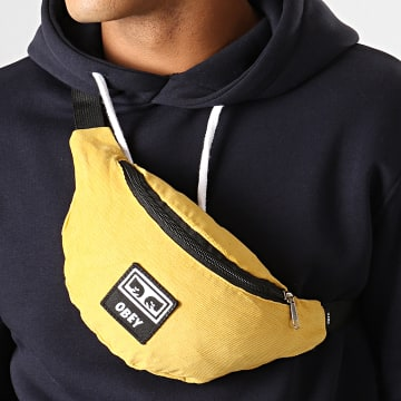 Sac Banane Wasted Jaune Moutarde