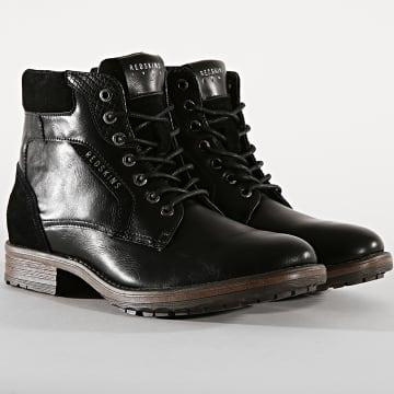 Boots Ortie YS15102 Noir