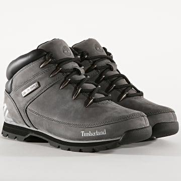 Boots Euro Sprint Mid Hiker A17K3 Medium Grey Nubuck