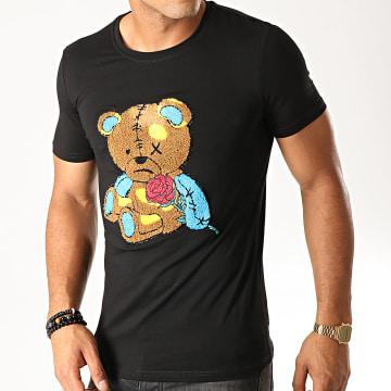 Tee Shirt BJ-006 Noir