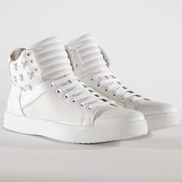 Baskets FGM17-23 Blanc