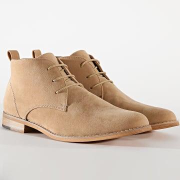 Chelsea Boots UB2478 Beige
