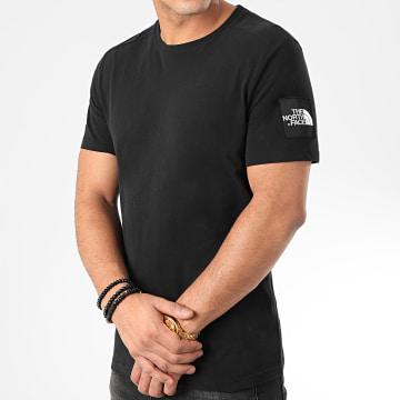 Tee Shirt Fine 2 A3YHC Noir