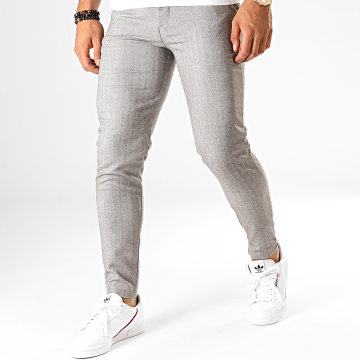 Pantalon 1627 Gris Chiné